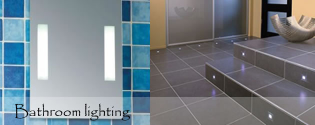 bathroom design  lighting hampshire